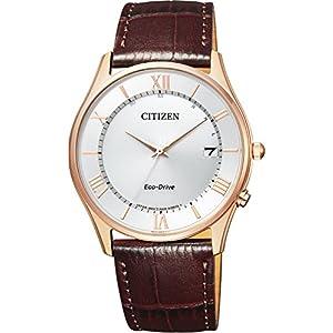 [シチズン]CITIZEN 腕時計 Citizen Collection シチズンコレクション シンプルアジャスト エコ・ドライブ電波時計 薄型 AS1062-08A メンズ
