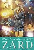 ZARD What a beautiful memory 2009 [DVD]