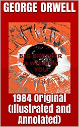 1984 Original (Illustrated and Annotated) (English Edition)