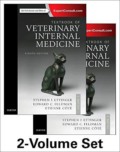 Download Textbook of Veterinary Internal Medicine Expert Consult, 8e (2 volumes) 032331211X