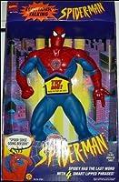 "SPIDERMAN 18"" ELECTRONIC TALKING フィギュア 人形 おもちゃ (並行輸入)"