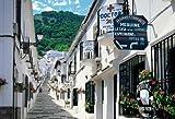 450スモールピース パズルの達人 ミハスの白い街並み-スペイン(26x38cm)