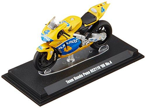 1/24 コレクターズクラブモーターサイクルモデルズ チーム Honda ポンス RC211V '05 No.4
