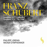 "Franz Schubert - Symphony N°7 ""Unfinished"", Symphony N°8 ""The Great"""