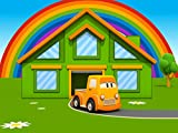 Cars and House of Shapes