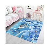 世代の女の子クラスフラミンゴカーペットリビングルーム寝室カーペット夏ホテルのテーマカーペットマット,SD-L0073,180×280CM