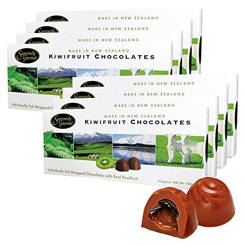 ニュージーランドお土産 キウイフルーツチョコレート 8箱セット