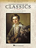 Journey Through the Classics: Elementary (Hal Leonard Guitar Repertoire)