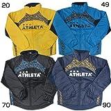 [アスレタ]ATHLETA 中綿ウォーマージャケット 04096 Lサイズ ブラック