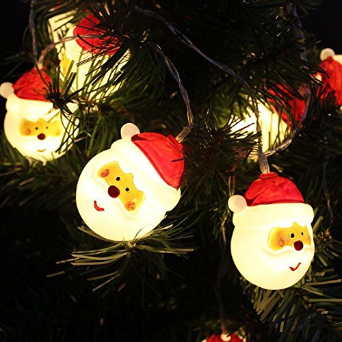 AYYイルミネーションライトクリスマス飾りLEDスト...