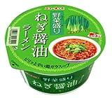 ニュータッチ 野菜盛り ねぎ醤油ラーメン 93g×12個