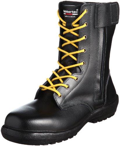 ミドリ安全 ミドリ 静電安全靴 RT730F オールハトメ ブラック 26.0cm 3E 1足