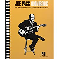 Joe Pass Omnibook: For C Instruments