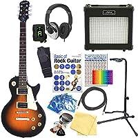 エピフォン エレキギター レスポール Epiphone LP-100 VS Les Paul 初心者 15点セット