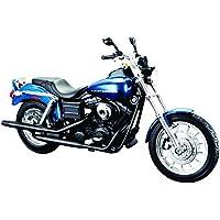 マイスト 1/12 完成品バイク ハーレー ダビッドソン 2004 ダイナ スーパーグライド スポーツ