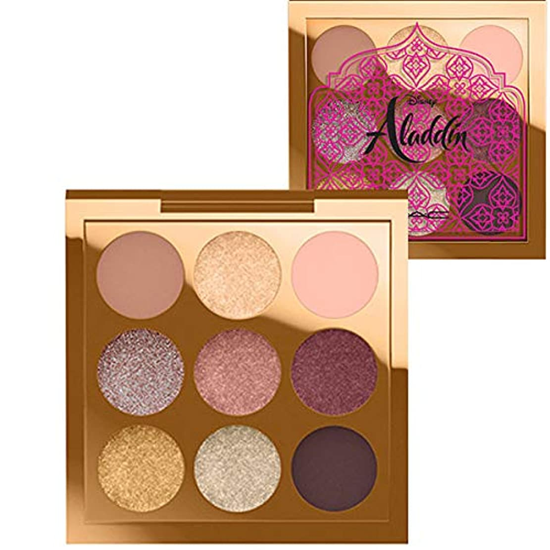 M.A.C ?マック, 限定版, Eye Shadow X 9 / Disney Aladdin Collection for Spring/Summer 2019 [海外直送品] [並行輸入品]