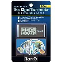 テトラ (Tetra) デジタル水温計 ブラック BD-1