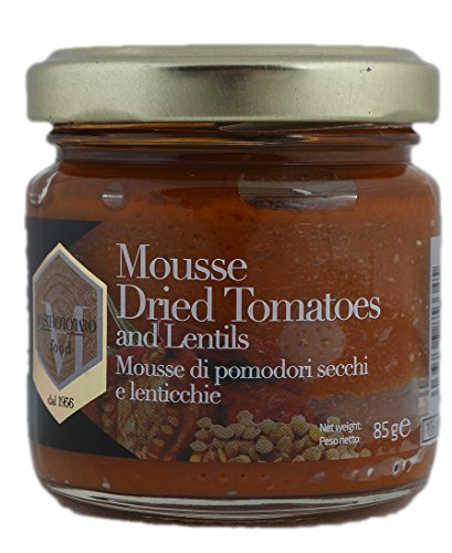 A&I(アーパ・アンド・イデア) レンズ豆とドライトマトのムース 85g