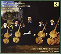 Le Concert Des Violes (Dig)