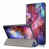 ASUS ZenPad 10 Z300C ケース - ASUS ZenPad 10 Z300C/ZenPad 10 Z301MFLタブレット専用開閉式三つ折薄型スタンドケース