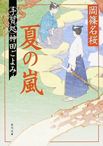 夏の嵐 手習処神田ごよみ (角川文庫)の詳細を見る