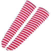 ノーブランド品  1/6スケール 靴下  ストッキング  BJDブライスドール用 衣類 アクセサリー 14色選べる - 13