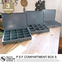 CONPARTMENT BOX(S) パシフィックファニチャーサービス 全3タイプ 16-Box(S)