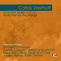 Veerhoff: Chamber Music-World Premier Recordings