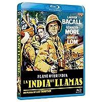 La India En Llamas Bd (Blu-Ray) (Import Movie) (European Format - Zone B2) (2014) ?Kenneth More,?Lauren Bacall [並行輸入品]