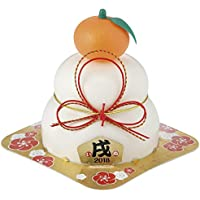 マルシン食品 切餅入お供え餅・橙付 60g×3個
