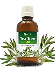 TEA TREE OIL 100% NATURAL PURE UNDILUTED UNCUT ESSENTIAL OIL 30ML