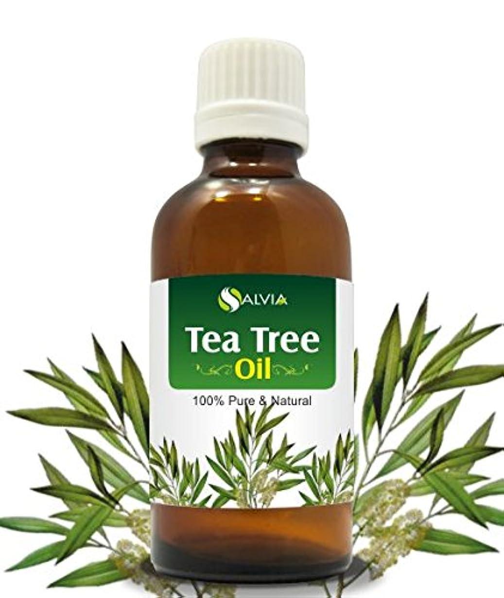 評価多数の抵当TEA TREE OIL 100% NATURAL PURE UNDILUTED UNCUT ESSENTIAL OIL 30ML