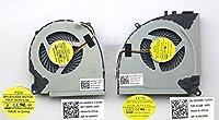ノートパソコンCPU冷却ファン適用する 真新しい Inspiron 15 7559 15 7557 0RJX6N CPU Cooling Fan