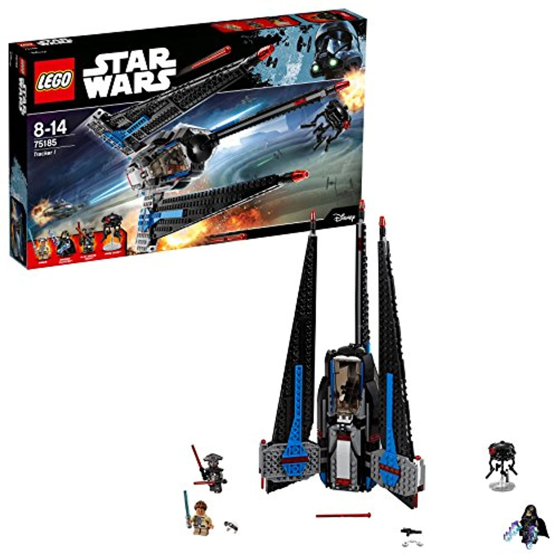 レゴ(LEGO)スター?ウォーズ トラッカー I 75185