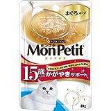 モンプチ パウチ 15歳以上用 かがやきサポートまぐろスープ 40g×12個入