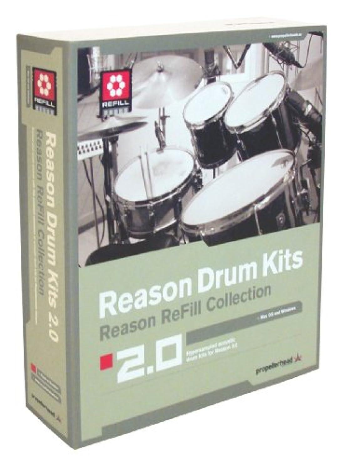 基本的な手伝うエッセイReason Drum Kits2
