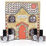 Ciate London シアテロンドン キャンディーケイン ハウス Candy Cane House 香り付き ネイル ポリッシュ 5mL×4本入りセット