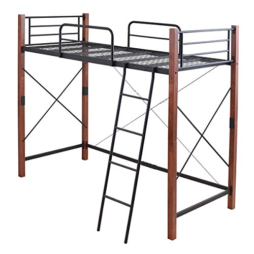 JKプラン 木彩 天然木 脚 ハイベッド ミドルベッド 高さ 変更 可能 ベッド