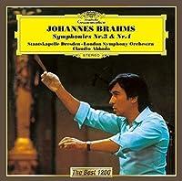 Brahms: Symphonies No. 3 & No. 4【CD】 [並行輸入品]