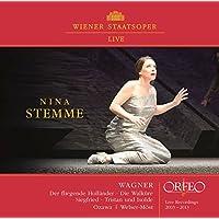 ニーナ・シュテンメ:ワーグナーを歌う ウィーン国立歌劇場ライヴ 2003-2013年