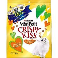 モンプチ クリスピーキッス チーズ&チキンセレクト 180g(3g×60袋) [猫用おやつ]
