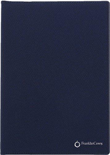 フランクリン・プランナー 手帳 オーガナイザー デニム  2017 4月始まり 1日1ページ デイリー A5 PVC ネイビー 63472