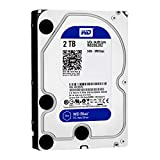 WD HDD 内蔵ハードディスク 3.5インチ 2TB WD Blue WD20EZRZ-RT SATA3.0 5400rpm 2年保証