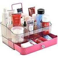 WTL かご?バスケット 引き出しのタイプ化粧品収納ボックスドレッシングテーブルデスクトップ化粧品収納ボックスbathroom Shelf