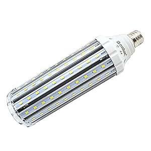 LEDコーンライト トウモロコシ LED 電球 E26 45W 水銀灯 代替 400W 昼白色 1個