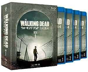 ウォーキング・デッド4 Blu-ray BOX-1