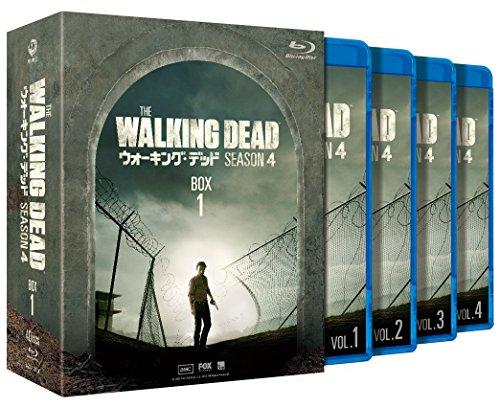 ウォーキング・デッド4 Blu-ray BOX-1の詳細を見る