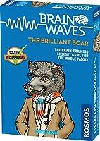 Brainwaves: The Brilliant 猪 - Thames & Kosmosのコスモスゲーム | 楽しい科学者承認、家族に優しいゲーム 頭を研ぎ、脳を鍛える 対象年齢8歳以上