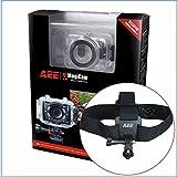 【ダイバーズpack】ウェアラブルカメラ(アクションカム) AEE Magicam SD21 国内正規品 [日本語マニュアル・保証書付] -