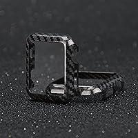 Apple Watch Series 3/2 【 100% リアルカーボン ケース 】 超軽量 高強度 (2017 & 2016) アップルウォッチ (42mm) プロテクティブ ケース [ ラセス rasesu Inc 日本正規代理店品 ] 【 ブラック 】